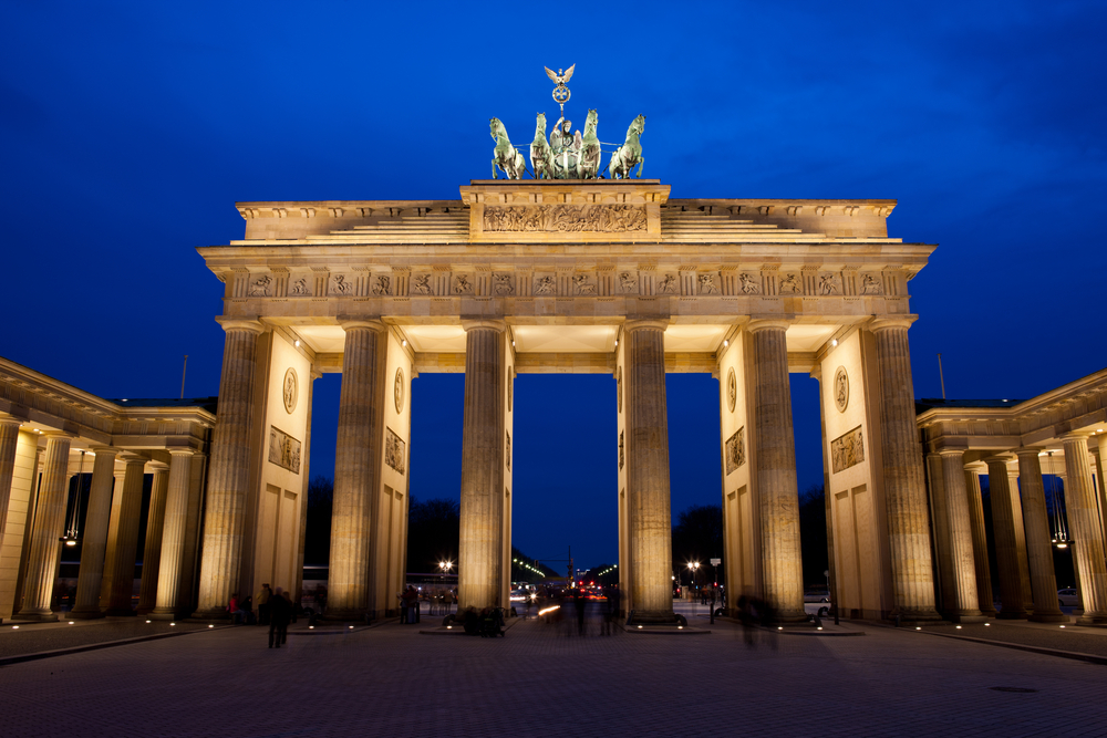 #4 Brandenburg Gate