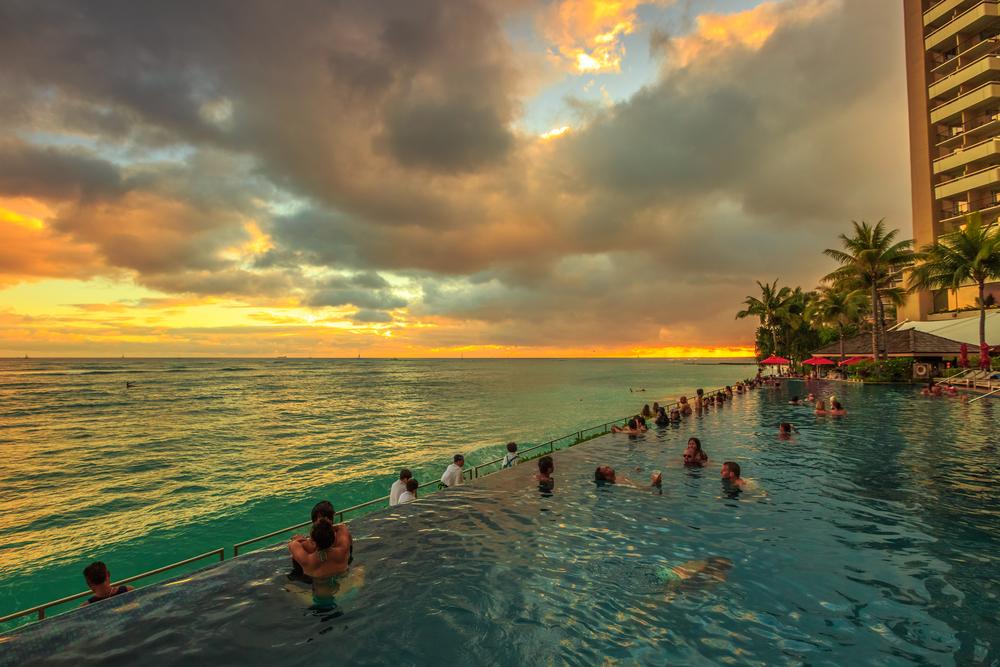 #5 Sheraton Hotel, Hawaii