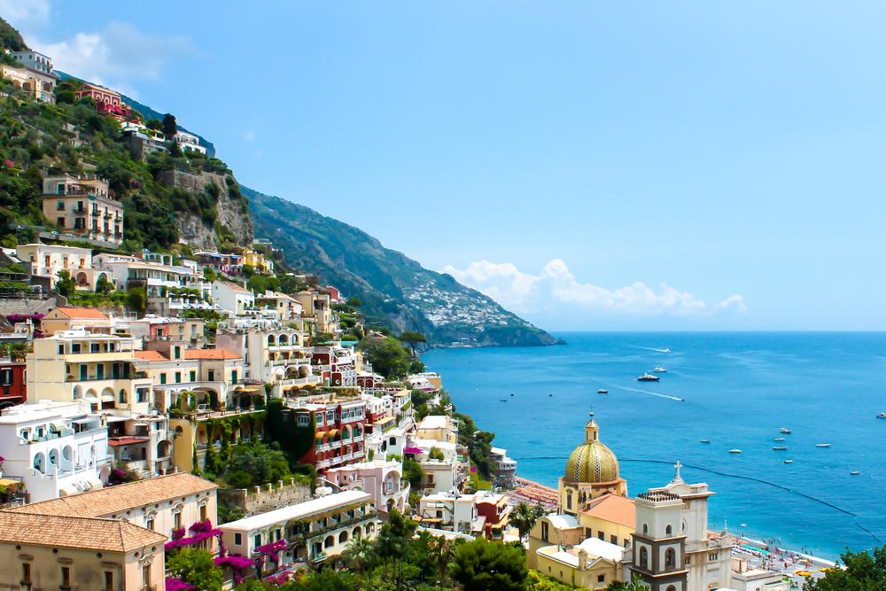 #6 Monastero Santa Rosa, Amalfi Coast, Italy