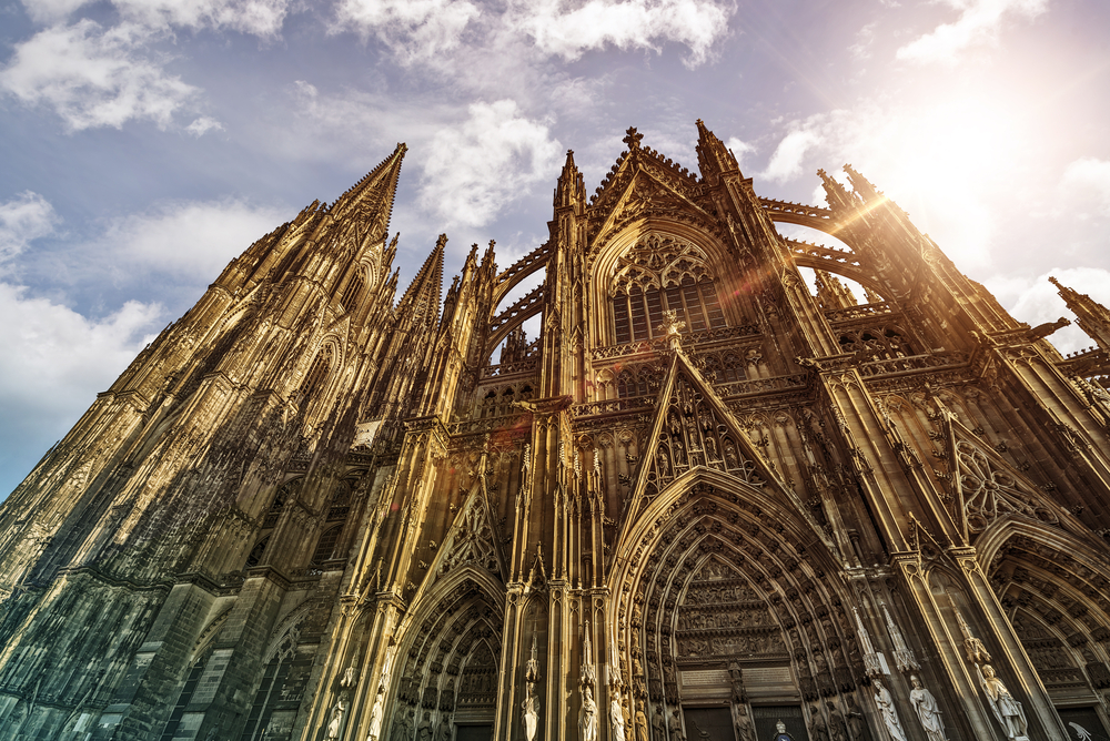 #9 Cologne Cathedral