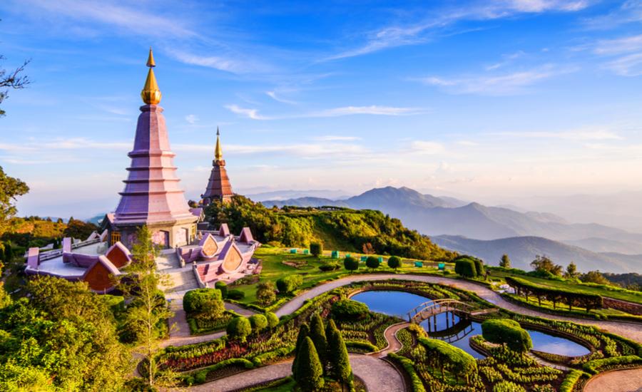 Thailand-Chiang Mai
