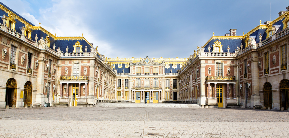#10 The Palace of Versailles