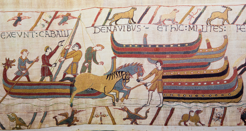 #4 Bayeux Tapestry Museum, Bayeux