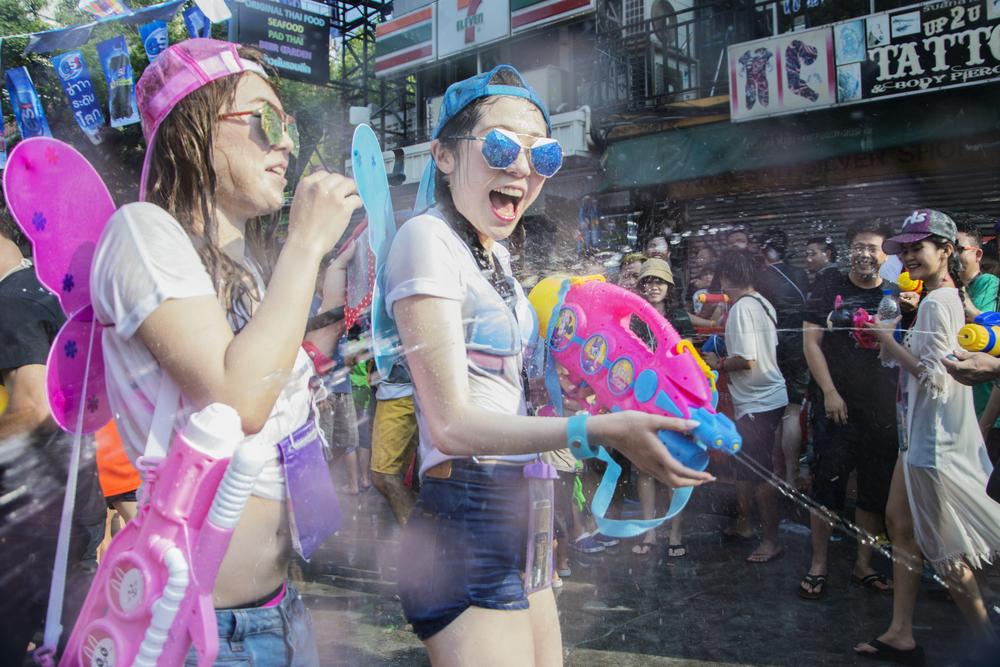 #10 Songkran, Thailand