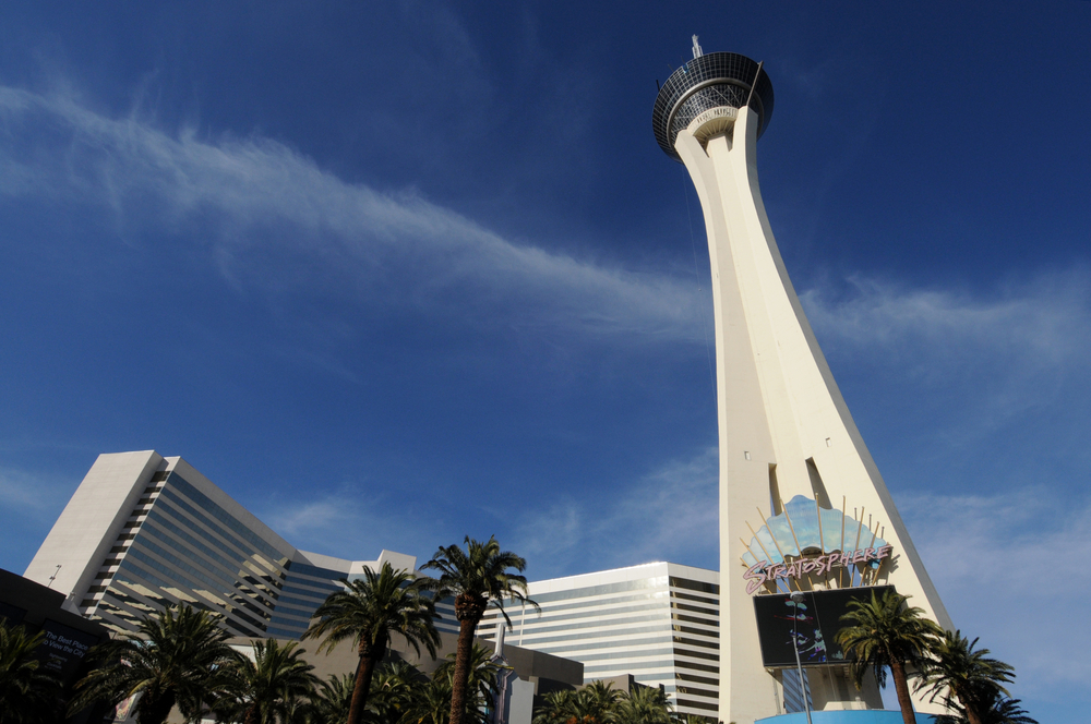 #10 Top Of The World Restaurant, Las Vegas