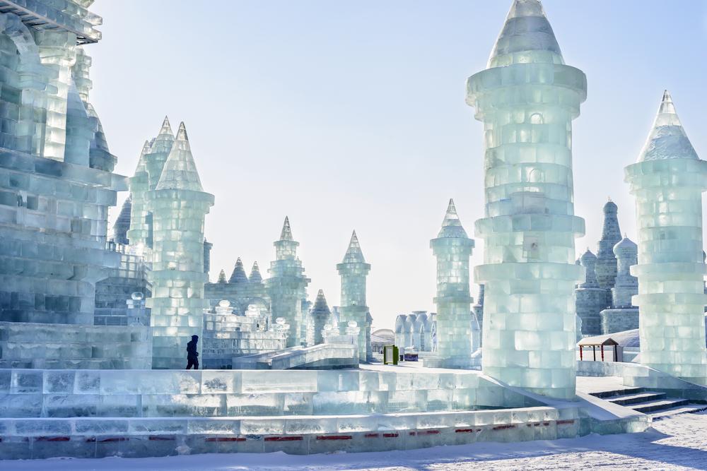 #11 Harbin Ice & Snow Sculpture Festival, China