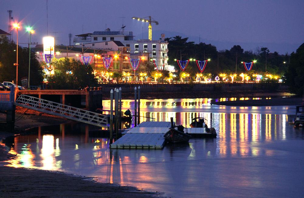 #5 Krabi Town