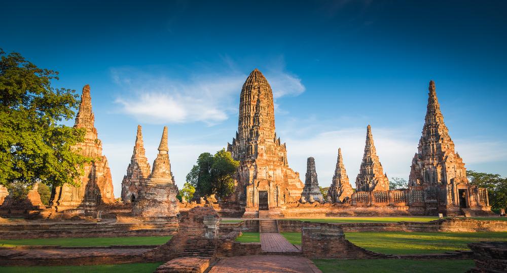 #6 Ayutthaya Historical Park