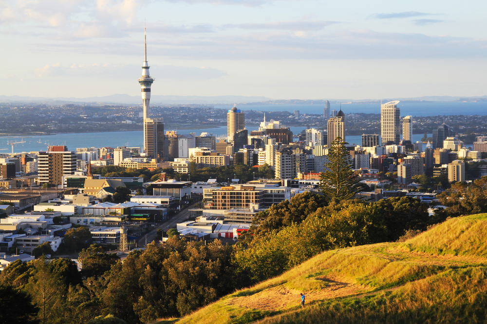 #2 Auckland