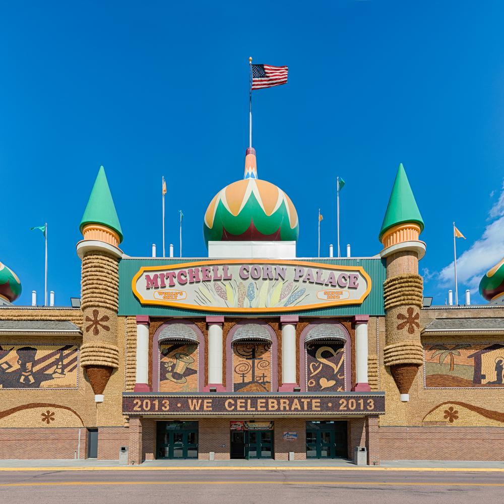 #3 Corn Palace