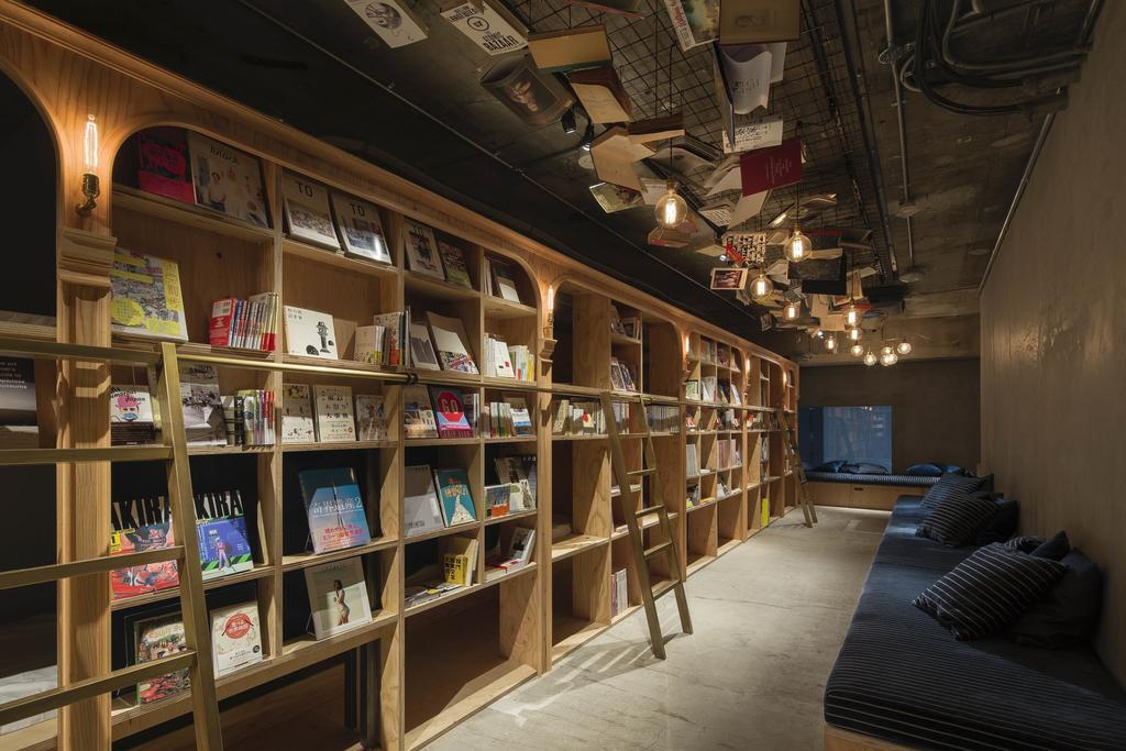#4 Book And Bed, Tokyo
