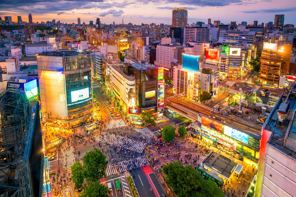 #3 Tokyo, Japan