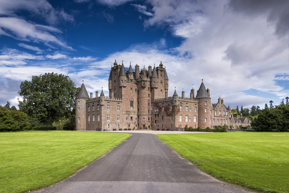 #5 Glamis Castle