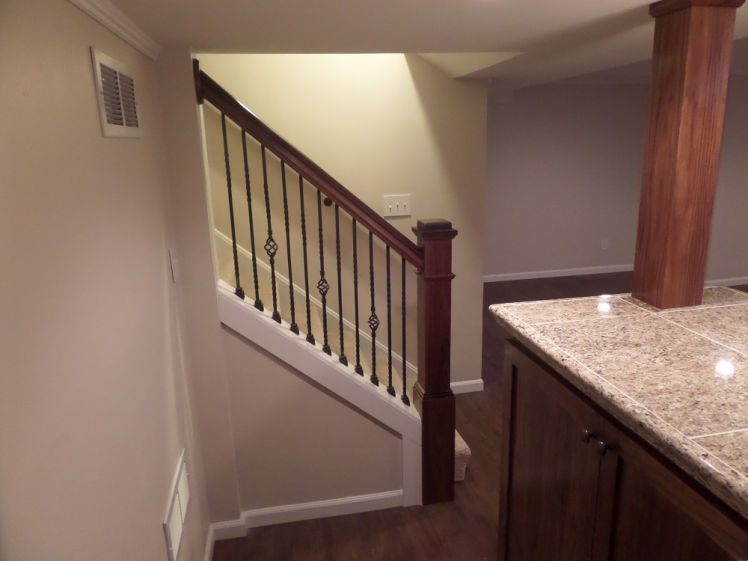 Lighting Basement Washroom Stairs: 15 Easy Ways To Turn Your Unfinished Basement Into A