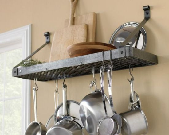 10 Creative Ways To Store Your Pots And Pans Reliable