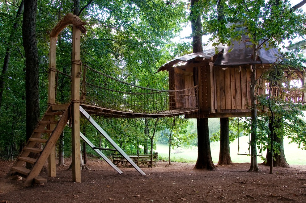 7 Inventive Ideas For A Tree House Reliable Remodeler