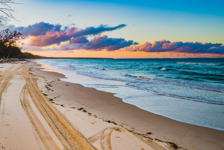 North Stradbroke Island Australia: Stunning Places To See Before The Word Gets Out